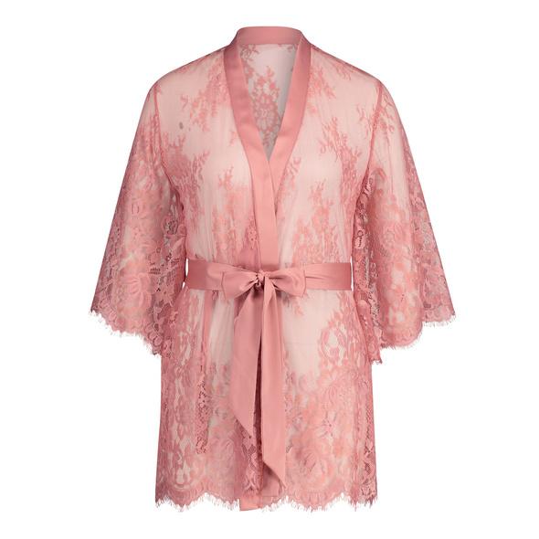 Hunkemöller Kimono Allover Lace Isabella
