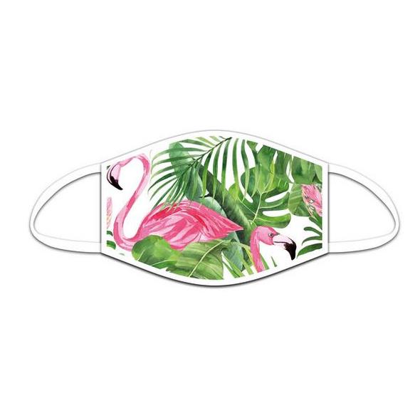 Mund-Nasen-Maske Flamingo