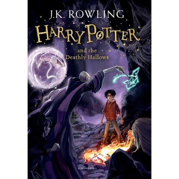 Harry Potter 7 and the Deathly Hallows