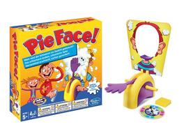 Pie Face Spiel, deutsche Version