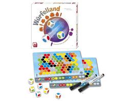 NSV 4058 - Würfelland, Würfelspiel, Gesellschaftsspiel